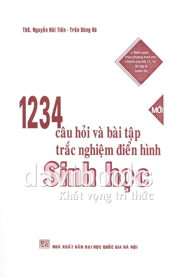 1234 sinh hoc 2